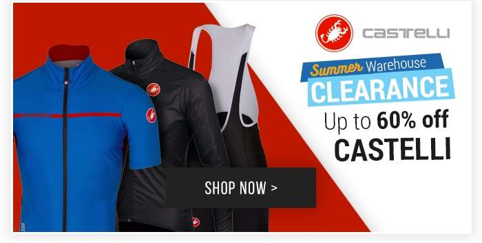 Up to 60% OFF Castelli