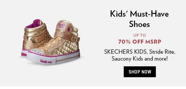 Shop Kids Must Have Shoes