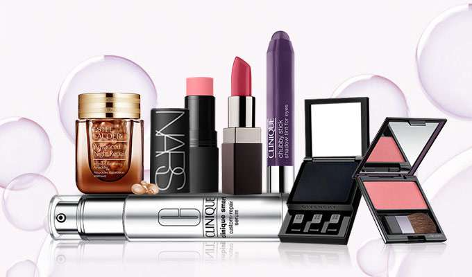 September Top 40 Up to 75% Off! Givenchy, Laura Mercier, NARS & more! Ends 30 Sep 2017