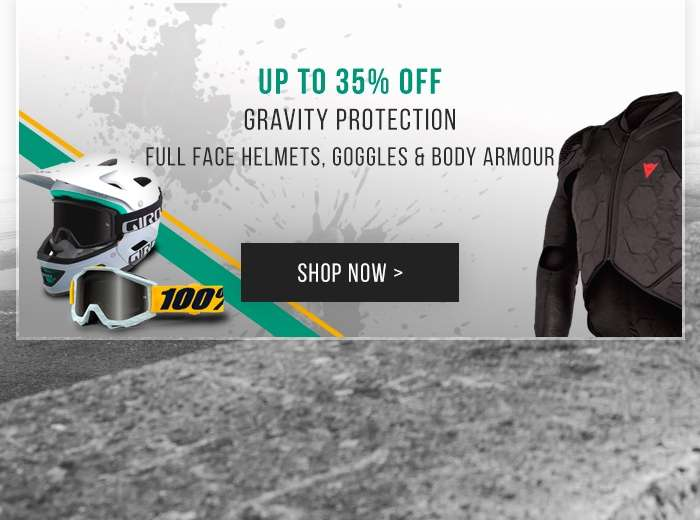 Up to 35% off Gravity Protection