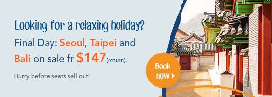 Looking for a relaxing holiday?