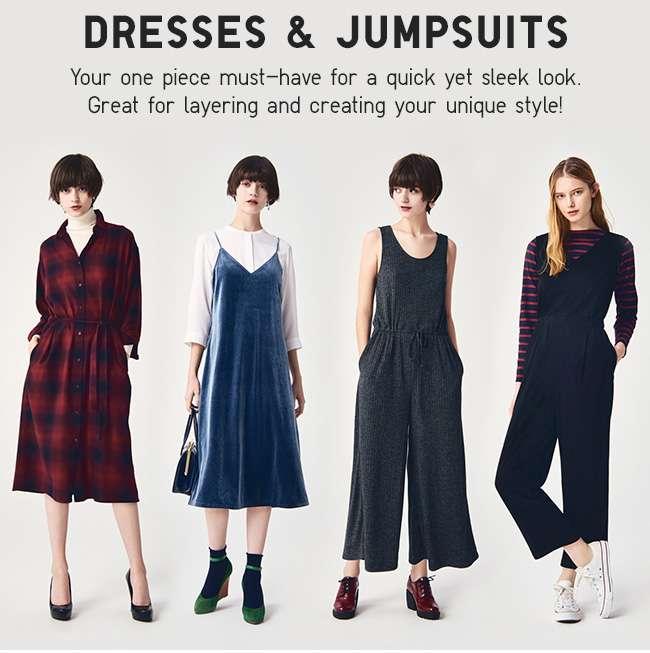 Shop Women's Dresses & Jumpsuits