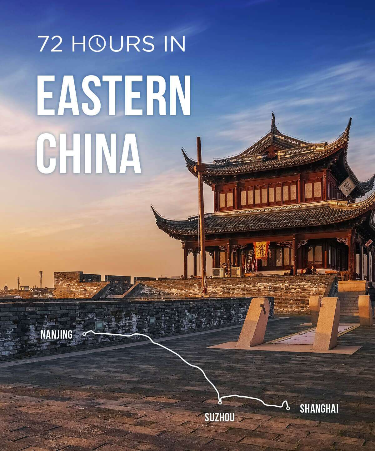 Explore Eastern China in 72 hours!