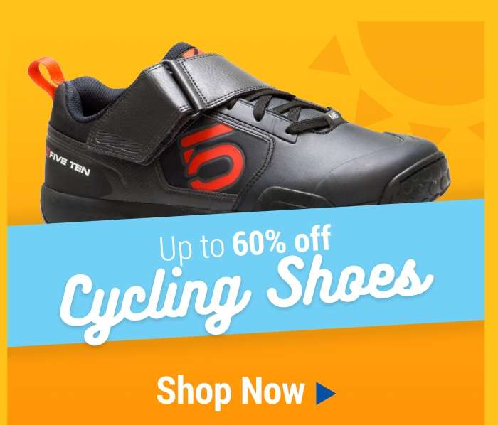 Up to 60% off Cycling Shoes