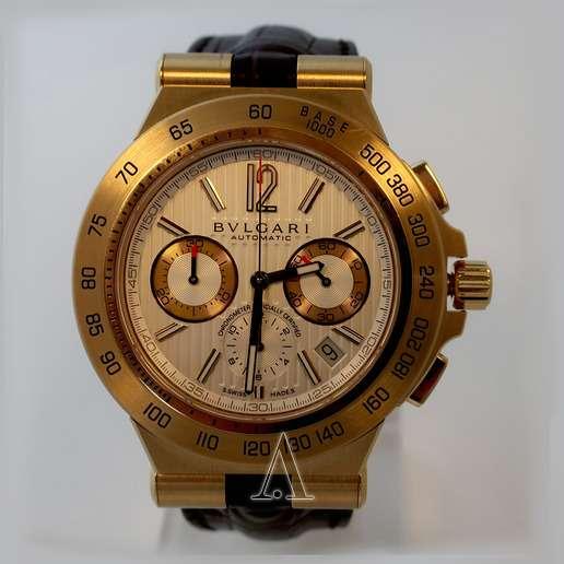 Men's  Bulgari Diagono Professional Watch