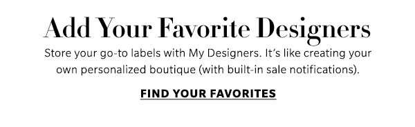 My Designers
