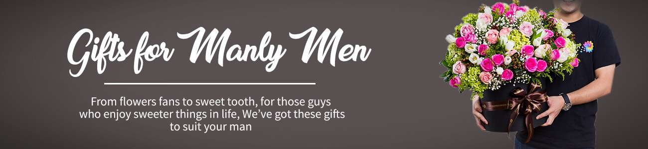 Gifts For Manly Men