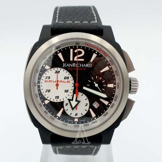Men's  JeanRichard Chronoscope MV Agusta Brutale Watch