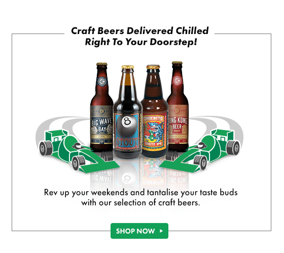 Craft Beers Delivered to Your Doorstep