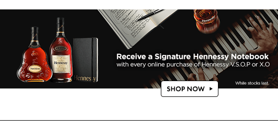Hennessy promotion