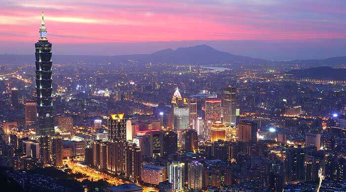 Search Hotels in Taipei