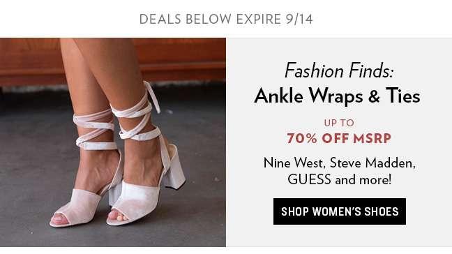 Fashion Women's Footwear