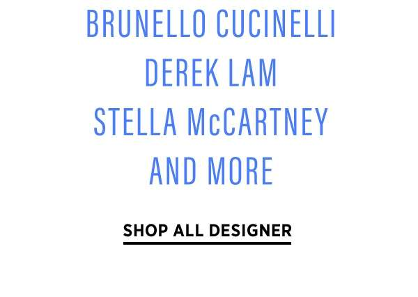 Shop All Designer
