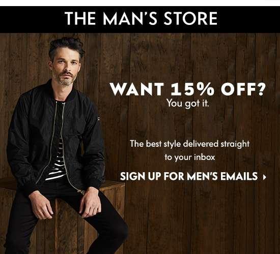 Men's Signup