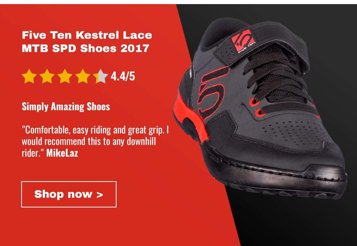 Five Ten Kestrel Lace MTB SPD Shoes 2017