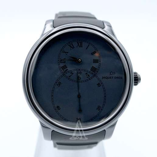 Men's  Jaquet Droz Legend Geneva Grande Seconde Ceramic Watch