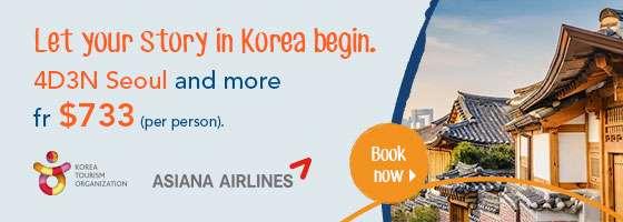 Let your story in Korea begin.