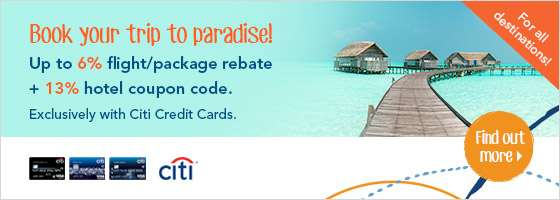 Book your trip to paradise!