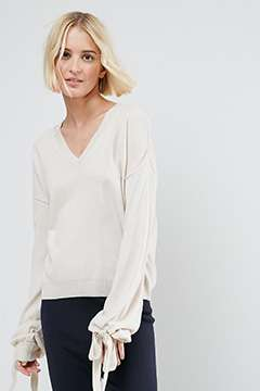 ASOS Jumper with Balloon Sleeves