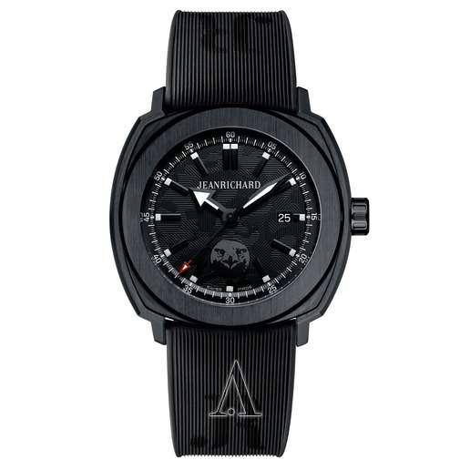Men's  JeanRichard Terrascope Watch
