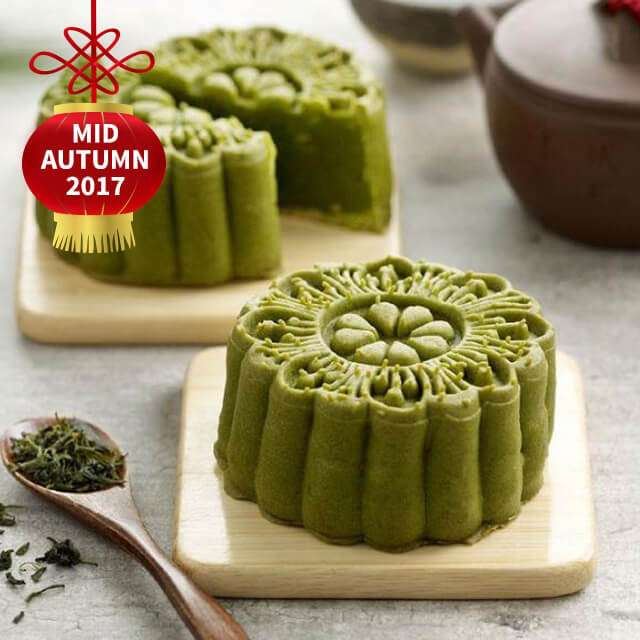 MAF - Green Tea Mochi
