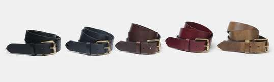 The British Belt Co. Bradgate Belt