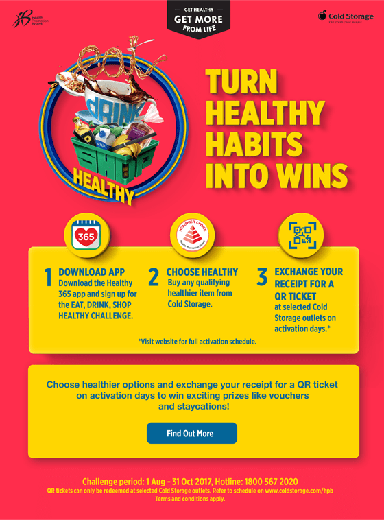 Turn Healthy Habits Into Wins!
