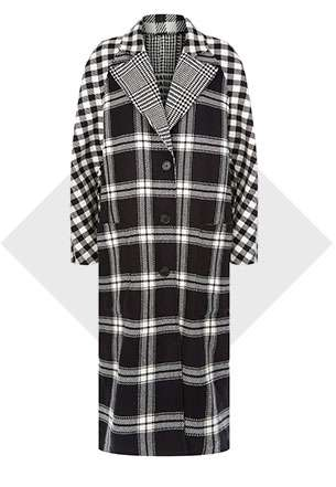 Burberry September 2017 Collection Coat