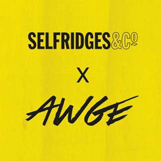 THE AWGE BODEGA AT SELFRIDGES OXFORD STREET, LONDON