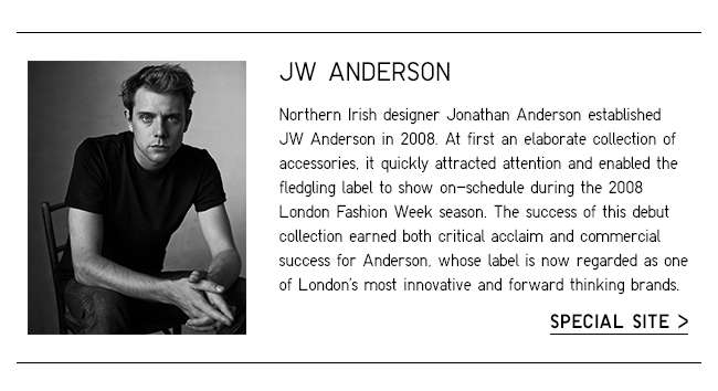UNIQLO x JW Anderson 2017 Fall/Winter Collection Special Site