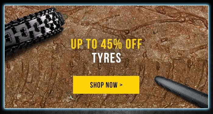 Up to 45% off Tyres