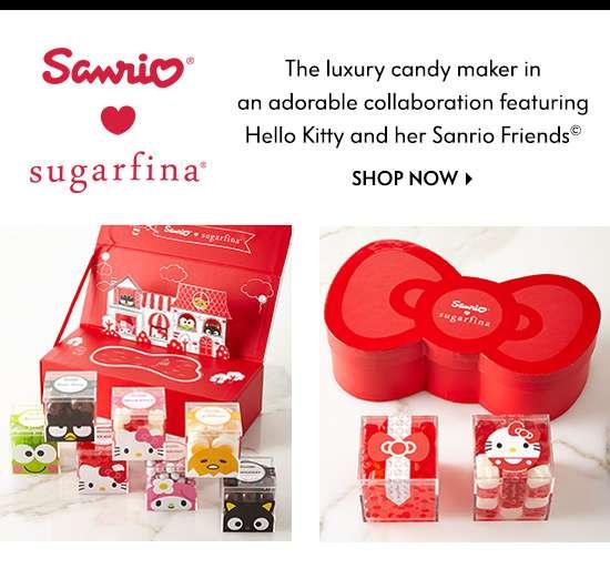 Sugarfina + Sanrio