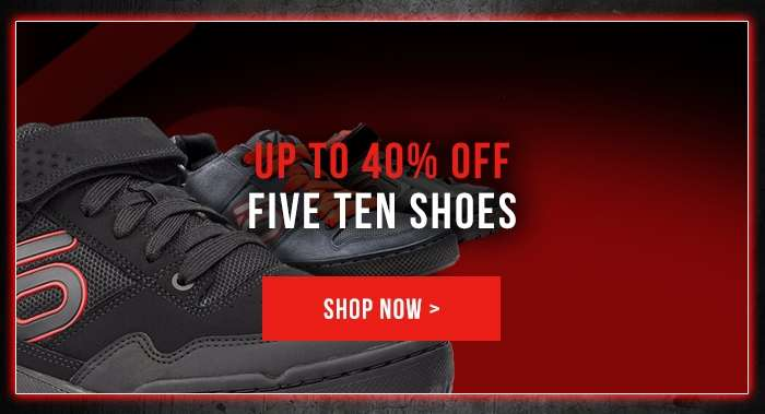 Up to 40% off Five Ten Shoes