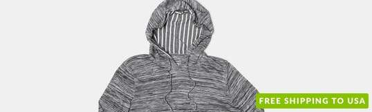 Something Strong Lightweight Hoodie