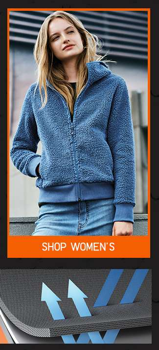 Shop Women's BLOCKTECH Fleece