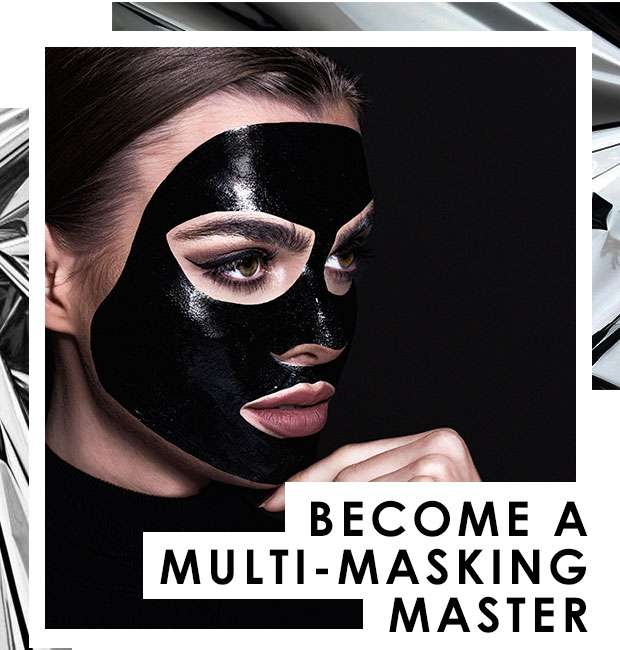Discover the beauty benefits of multi-masking