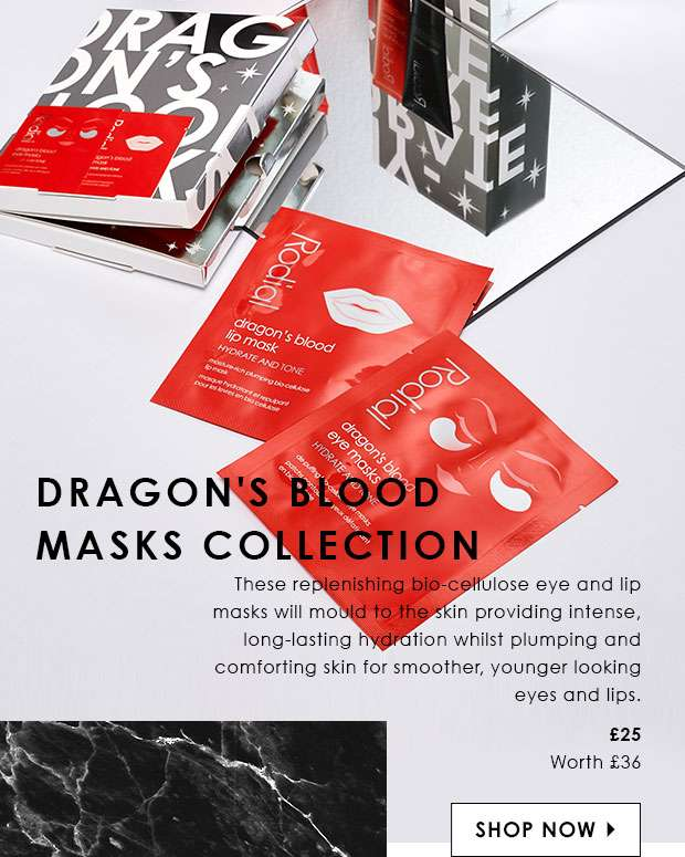 Discover these replenishing bio-cellulose eye and lip masks that will provide long-lasting hydration.