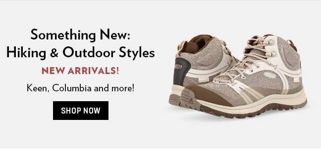 Hiking & Outdoor Styles