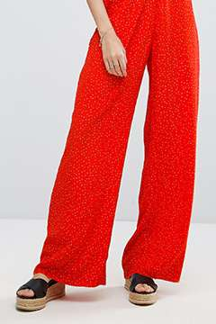 The 'I'll wear these with a jumper when it gets colder' trousers