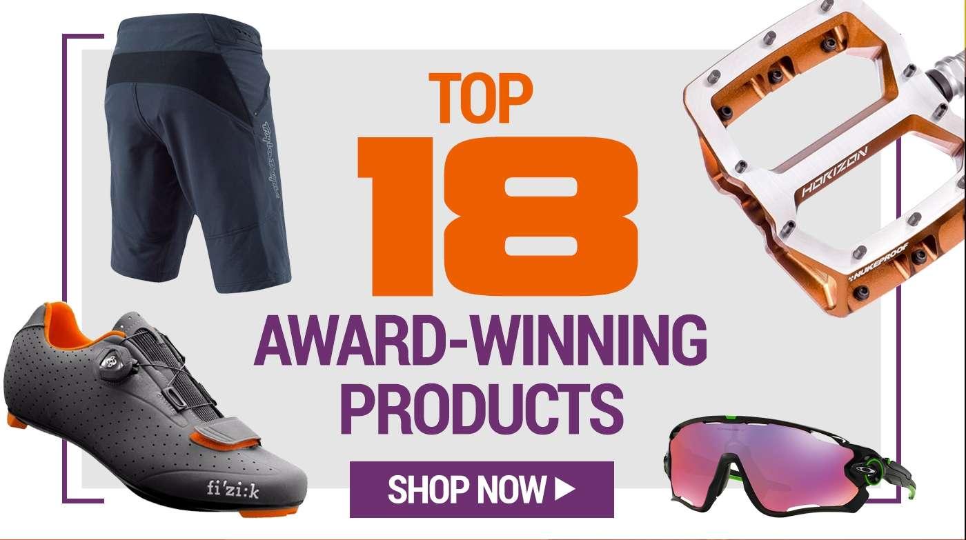 Top 18 Award Winning Products