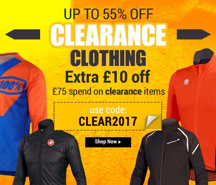 Up to 55% off CLEARANCE CLOTHING