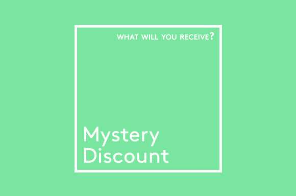 Mystery Discount