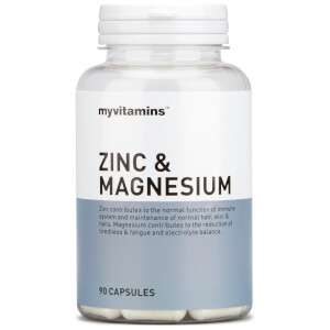 Zinc & Magnesium