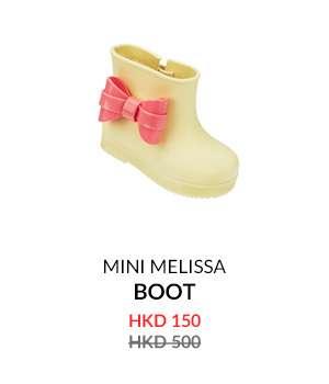 mini melissa boot bb
