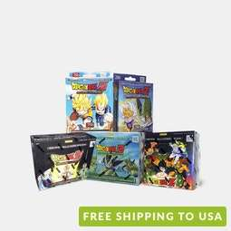 Dragon Ball Z TCG Booster Box & Starter Deck Bundle