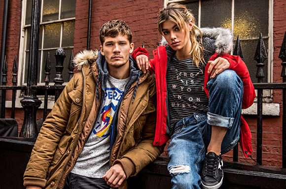 Extra 15% off Superdry SALE