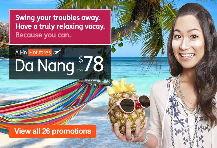 Hot Fares to Da Nang