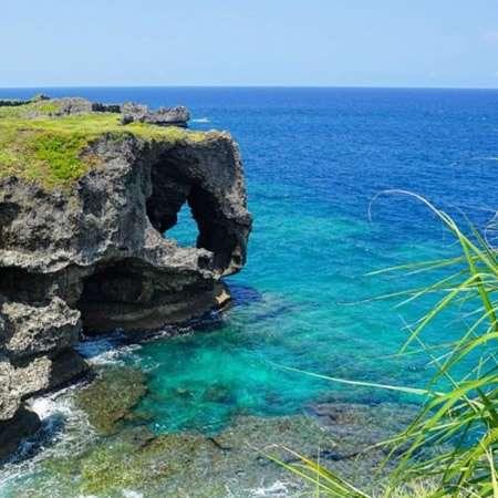 Okinawa Cape Manzamo