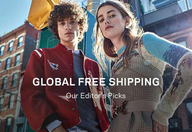 GLOBAL FREE SHIPPING