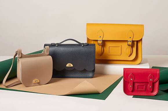 30% The Cambridge Satchel Company